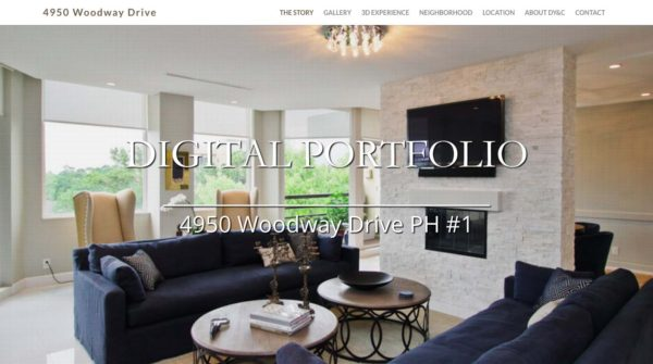 4950 Wood Way Digital Portfolio