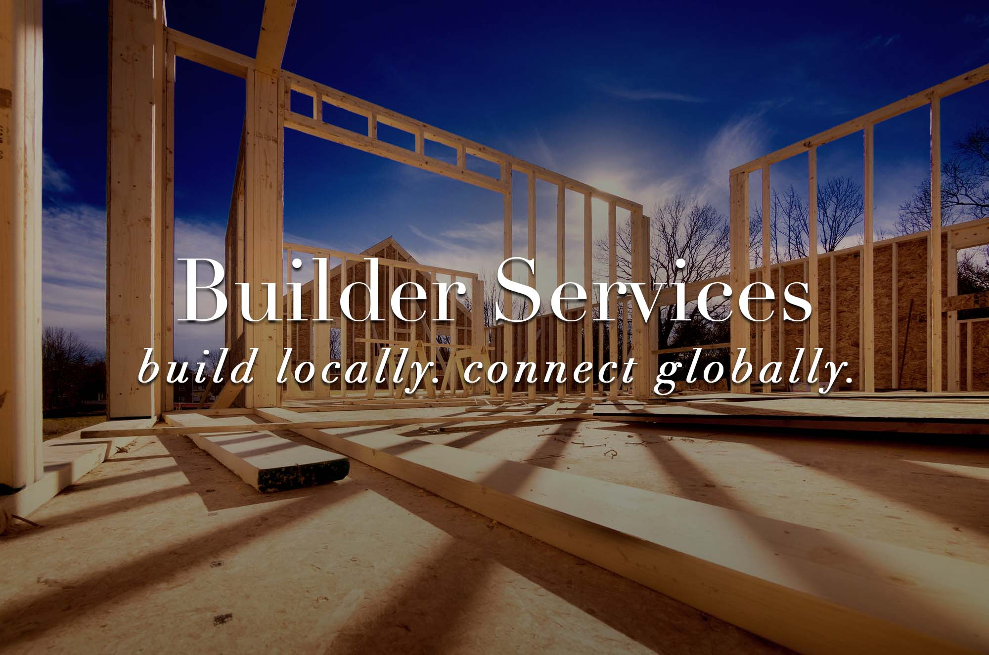 Builder Services Page Image