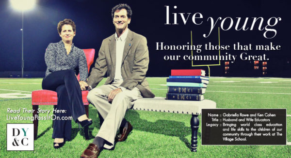 live young campaign - Village Schools